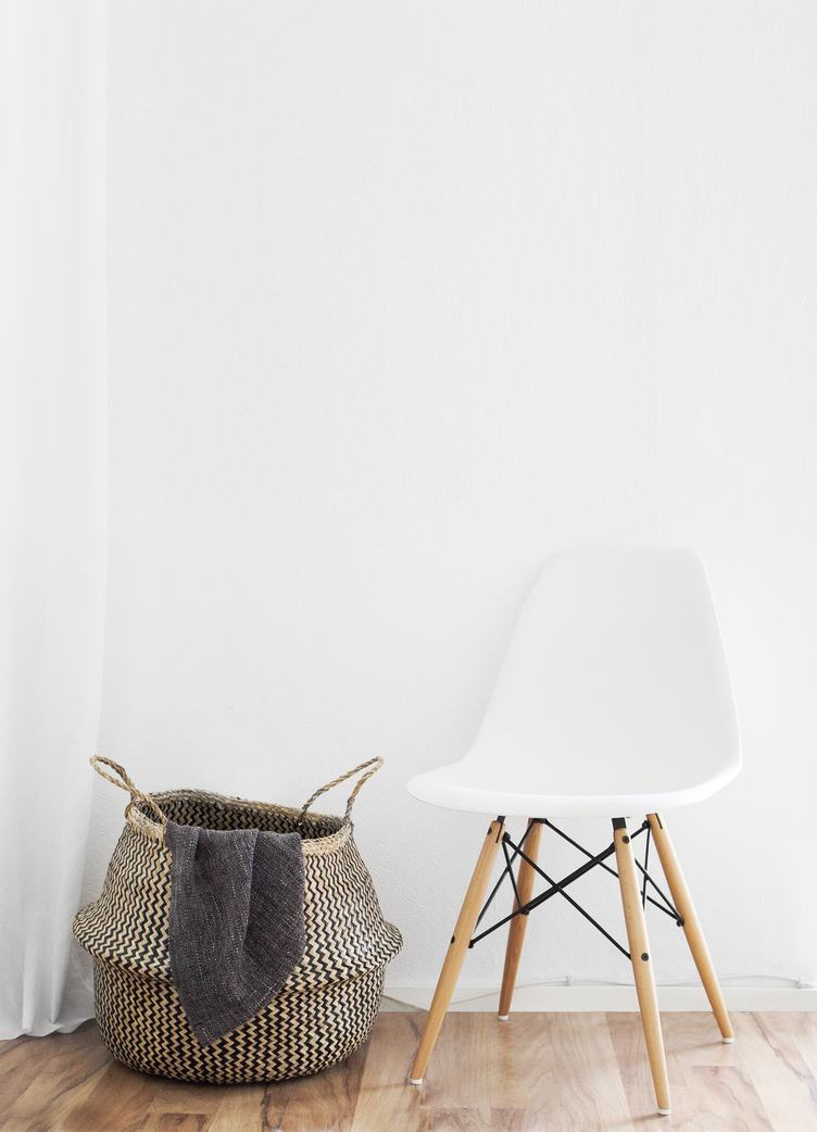 White Modern Chair