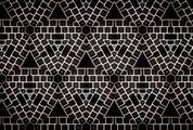 Black Keyboard Abstract Pattern