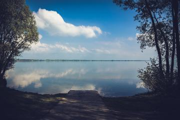 Jeziorsko Lake, Poland