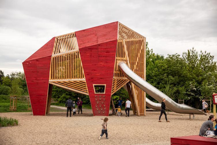 A Mammoth Playground