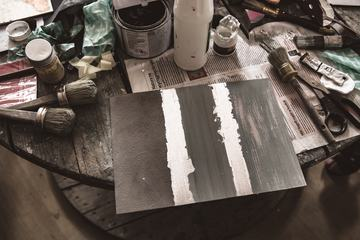 Workshops in a Furniture Renovation Workshop