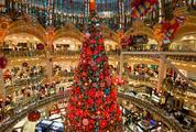 Galeries Lafayette Christmas Tree
