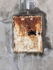Rusted Small Doors