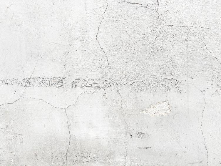 Cracks on the Grunge Wall