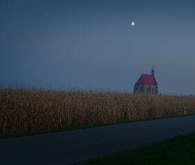 A Chapel in a Cornfield