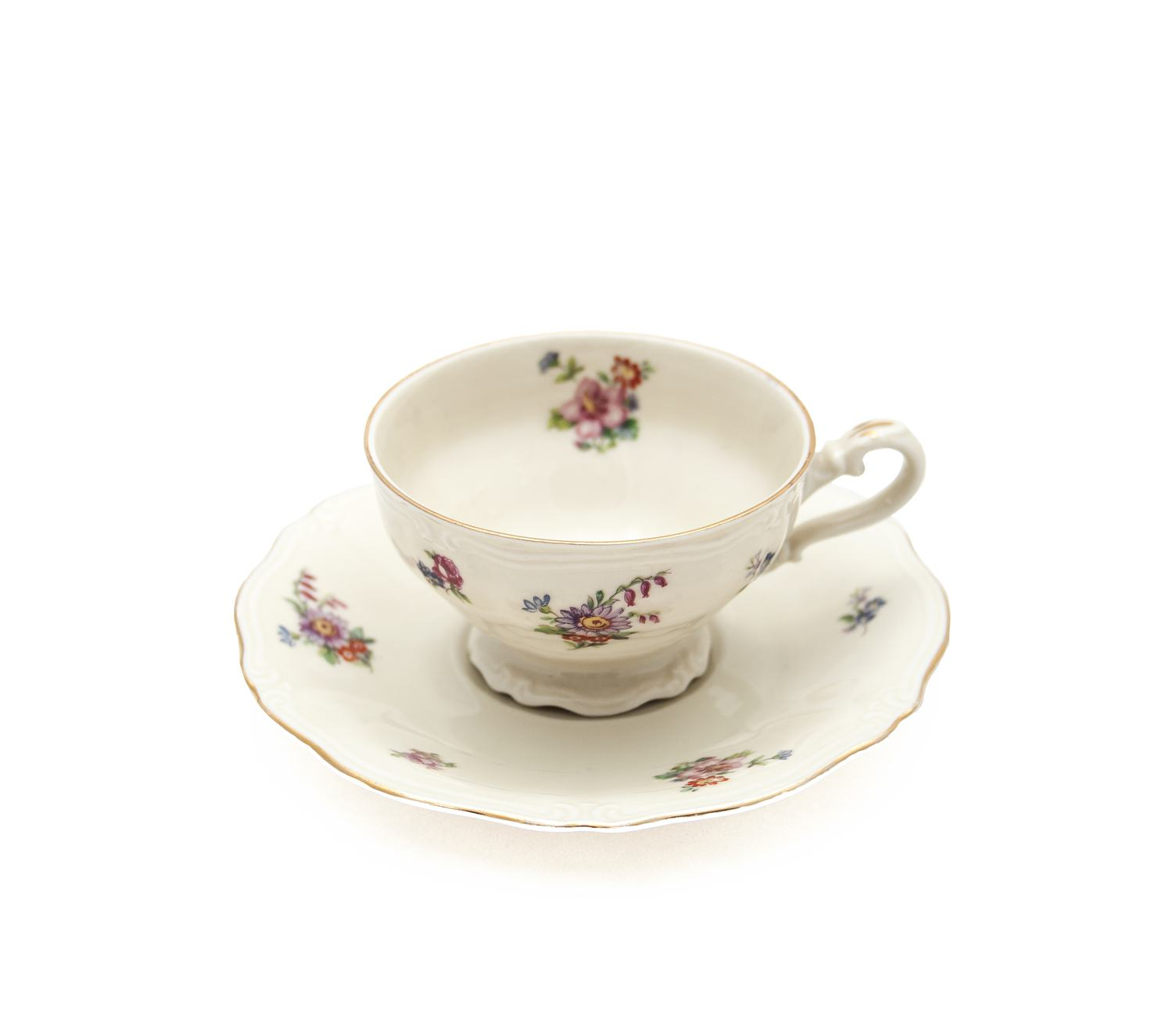 Old Porcelain Cup