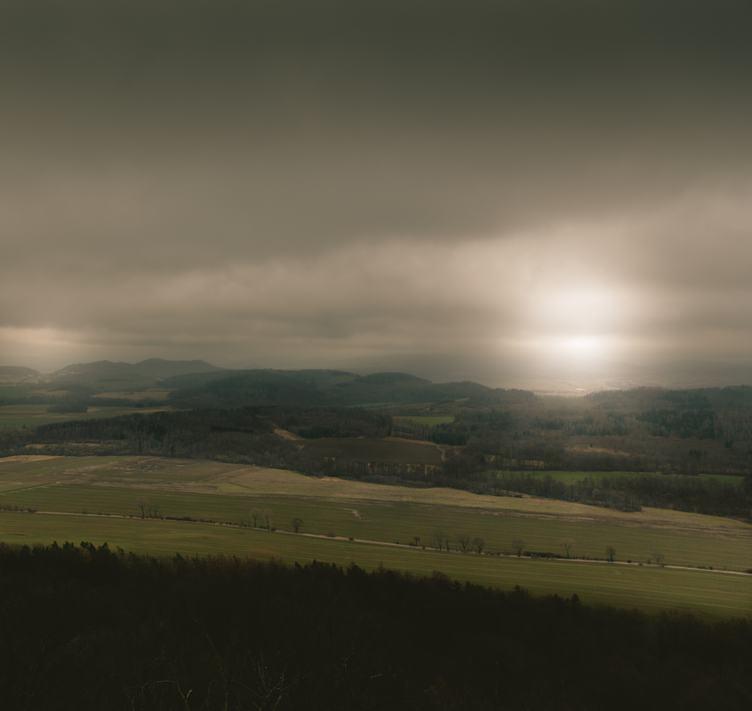 Mountain Landscape Poland